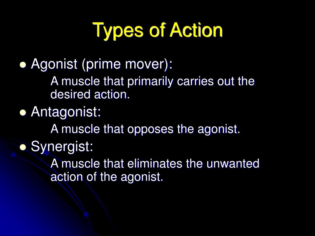 definition and example of antagonist