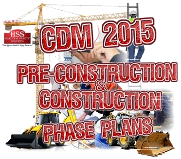 pre construction phase plan example 2015