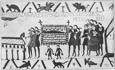 bayeux tapestry an example of primary source