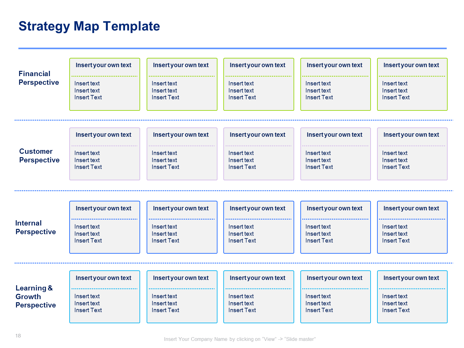 strategy map example balanced scorecard