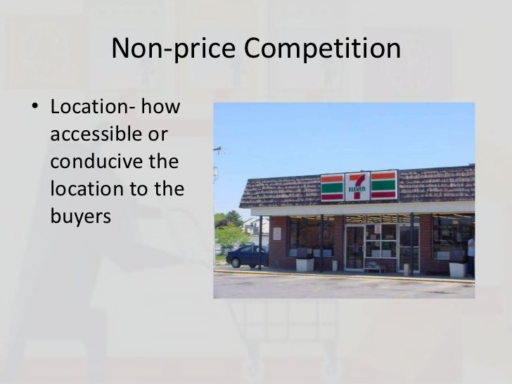 non competitive market example subject to collusion