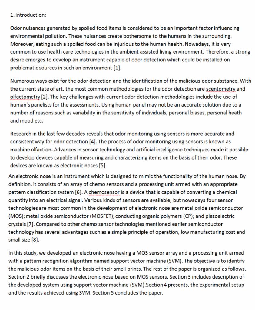 example of essay writing pdf