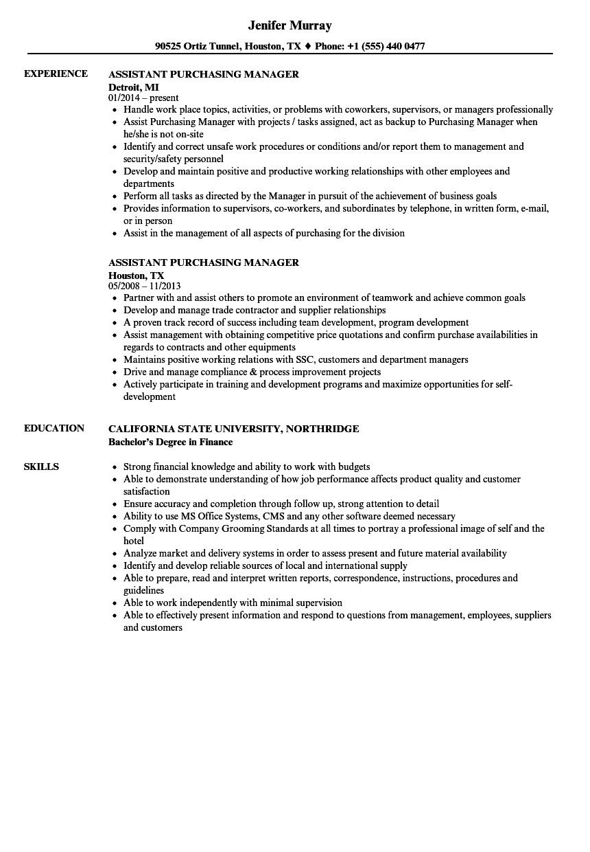 example of resume achievements and responsibilities