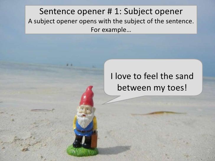 especially in a sentence example