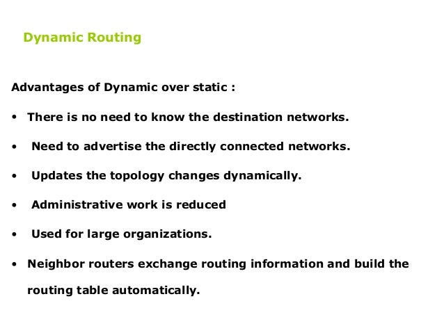 distance vector routing and link state routing example