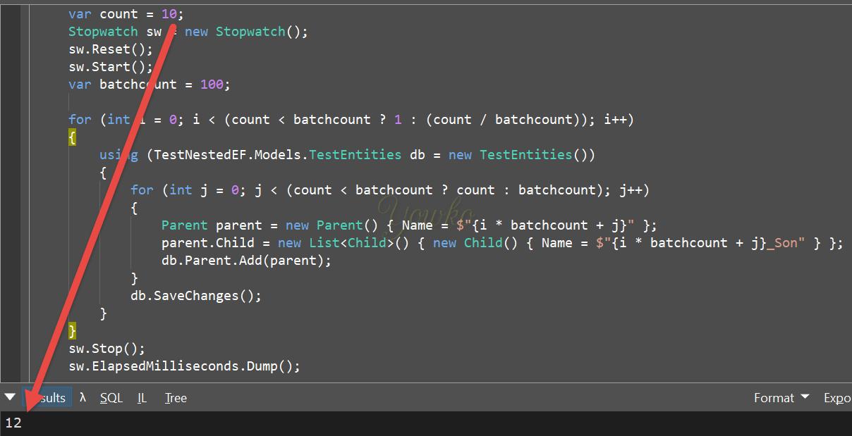 entity framework 6 bulk insert example
