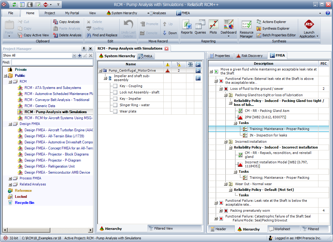 example of version control software