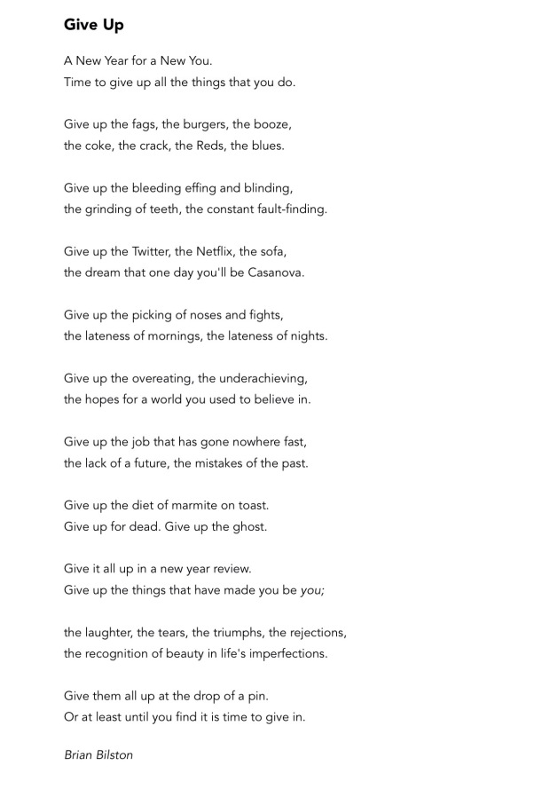 example of ballad poem about love