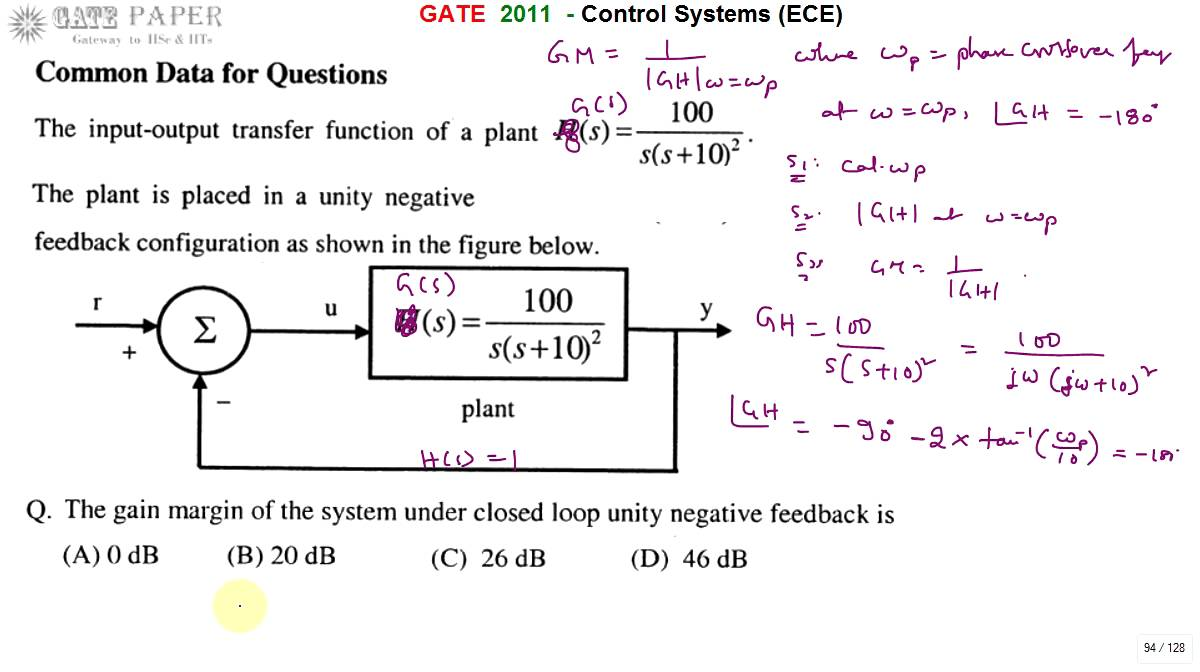 example of negative and positive feedback loop digestion