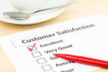 give me an example of exceptional customer service