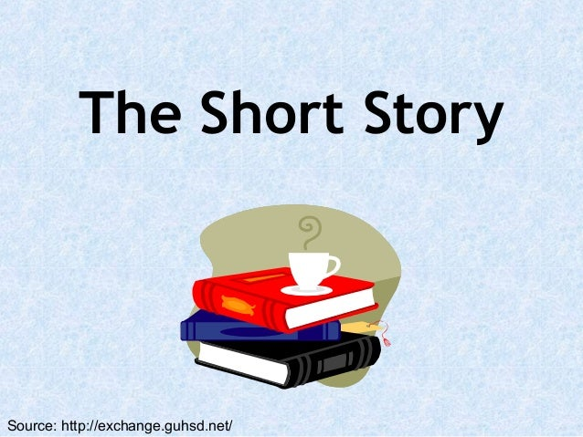 example of short story with elements