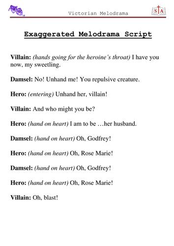 example of a good script