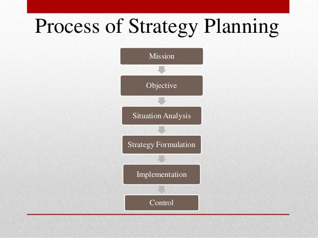 marketing plan implementation and control example