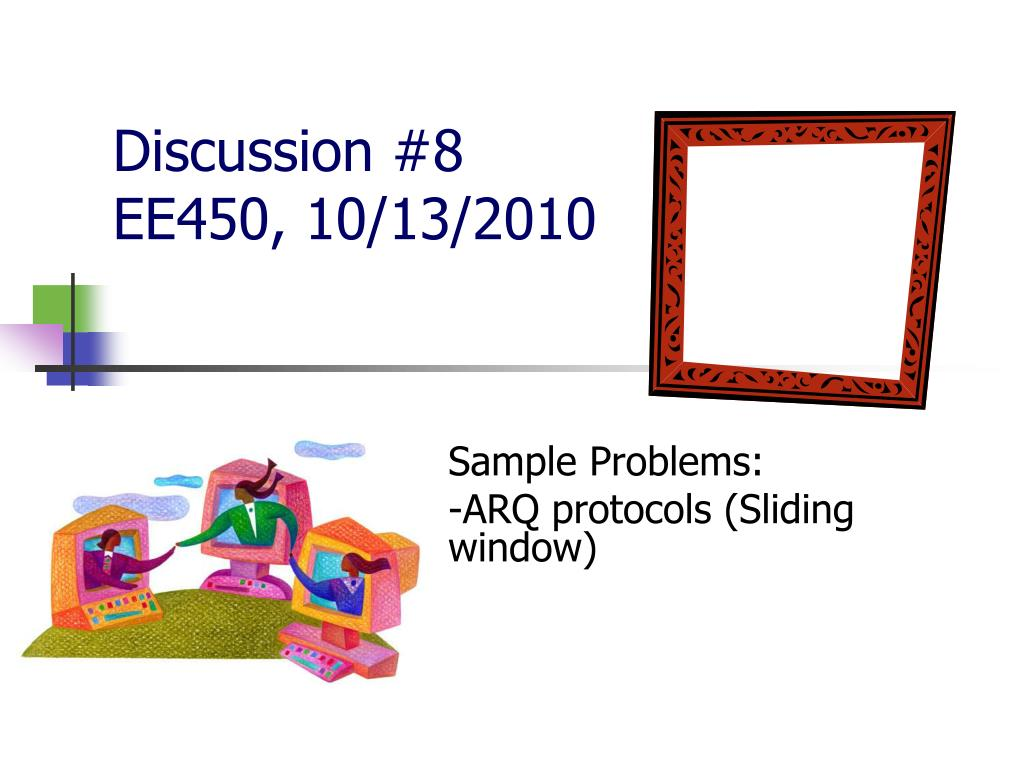 explain sliding window protocol with example