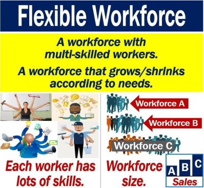 cohesive workforce definition with example
