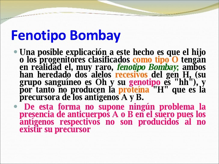 bombay phenotype is an example of