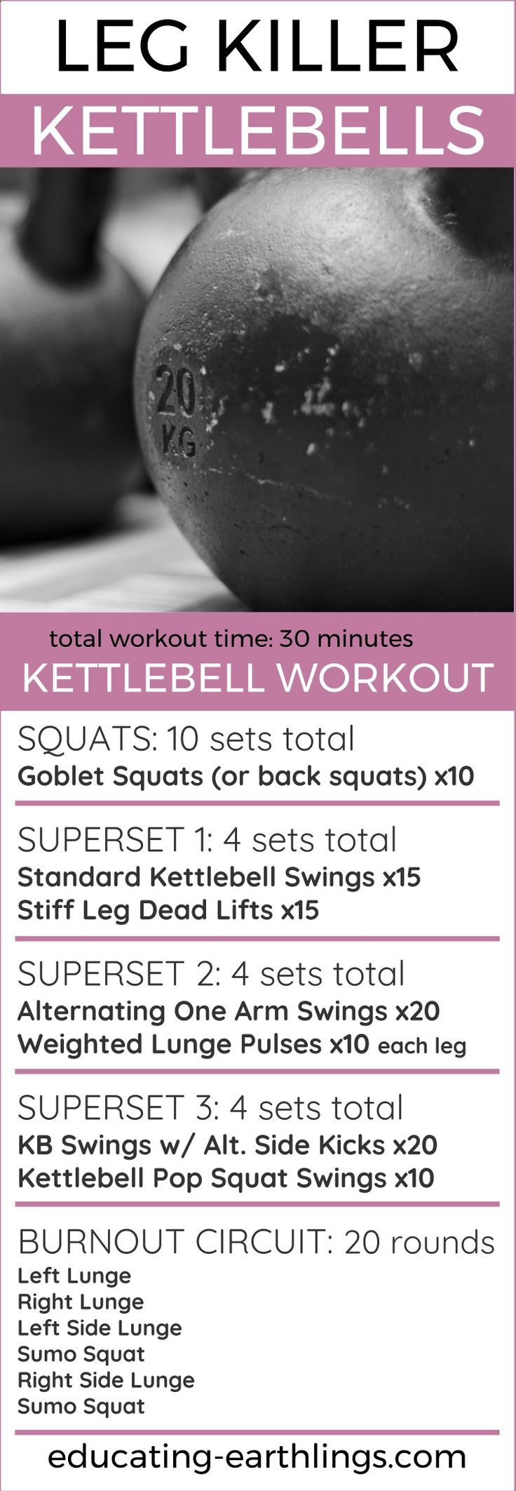 hiit workout example at home