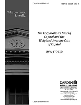 weighted cost of capital example