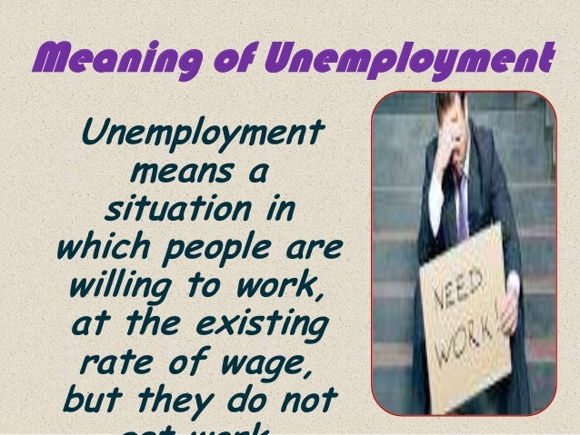 what is cyclical unemployment example