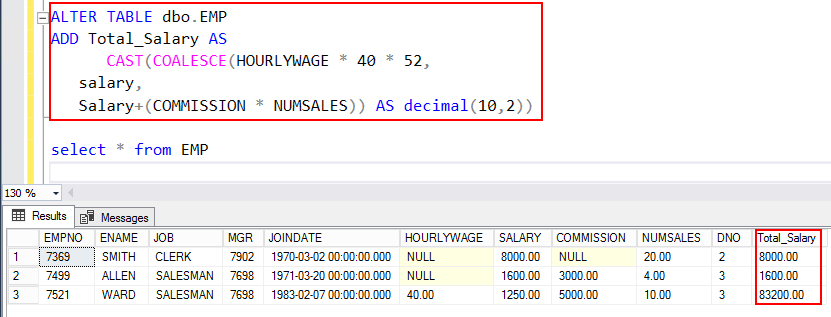 what is function in sql server 2008 with example