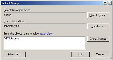 cisco easy vpn server configuration example
