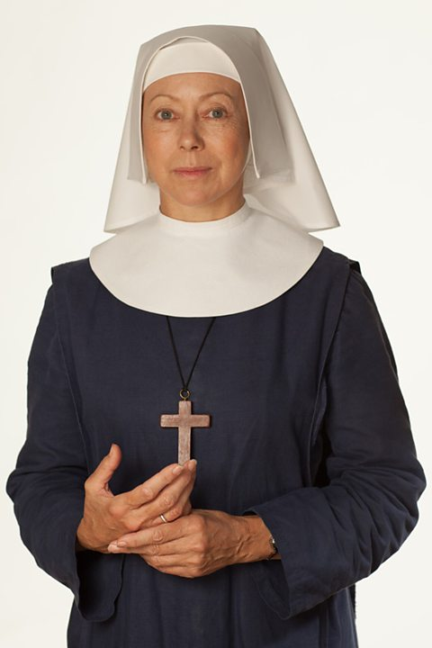 call the midwifes sister julienne for example