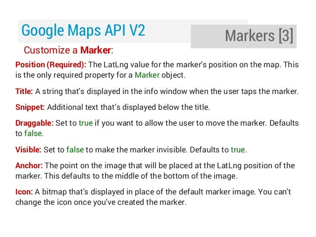 android mapboxshow title on marker click listener example