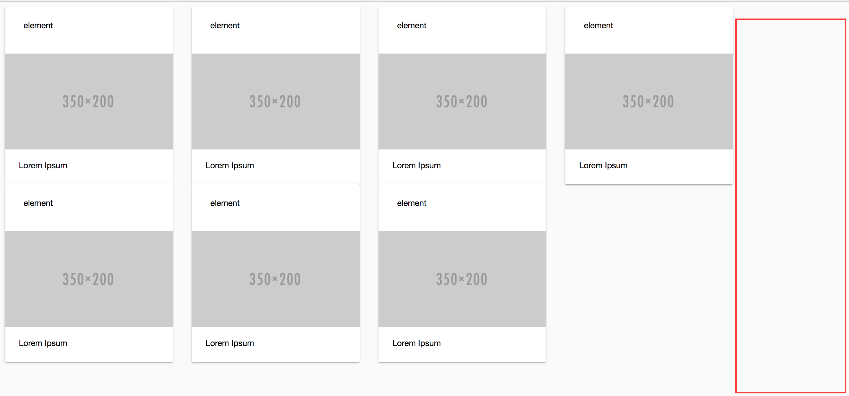 angular material 2 layout example