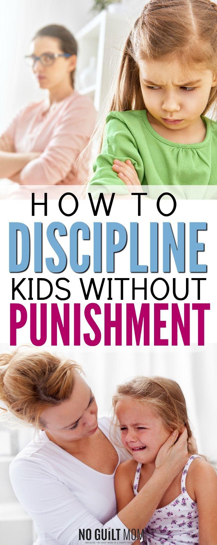 punishment to change behaviour example