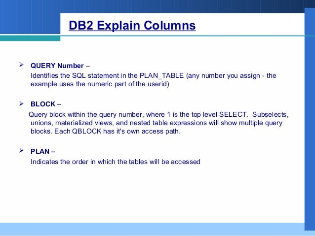 db2 sql with clause example