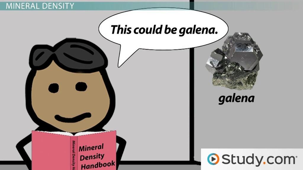 example of density in science