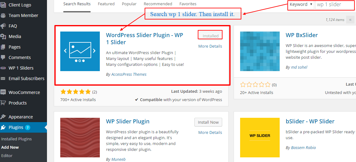 how to use plugins in wordpress with example