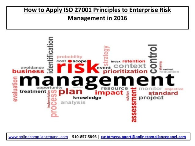 iso 27001 example statement applicability