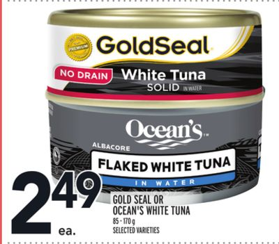 ocean tuna is an example of a