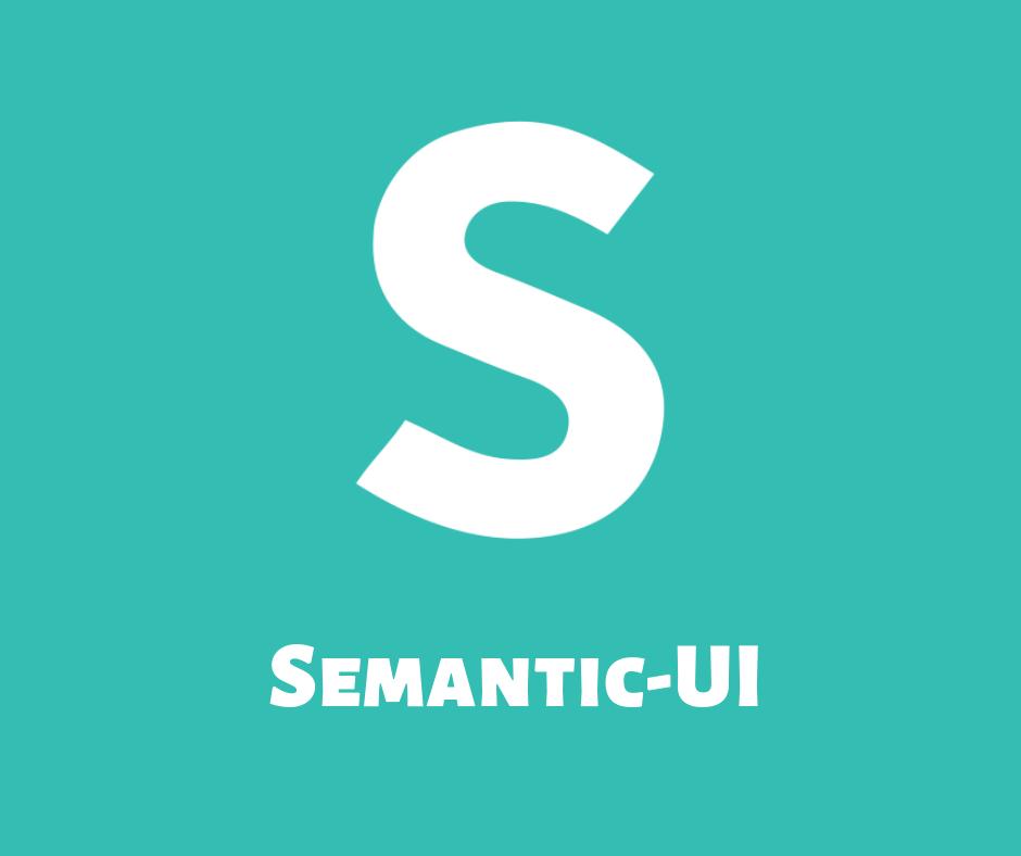 react semantic ui button example