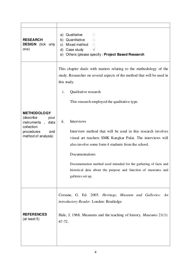 research proposal data collection example