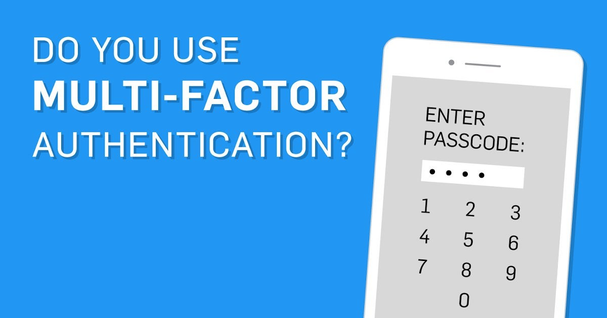 which of the following is an example of three-factor authentication